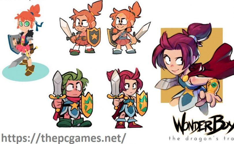 Wonder Boy The Dragon's Trap Pc Game Free Download