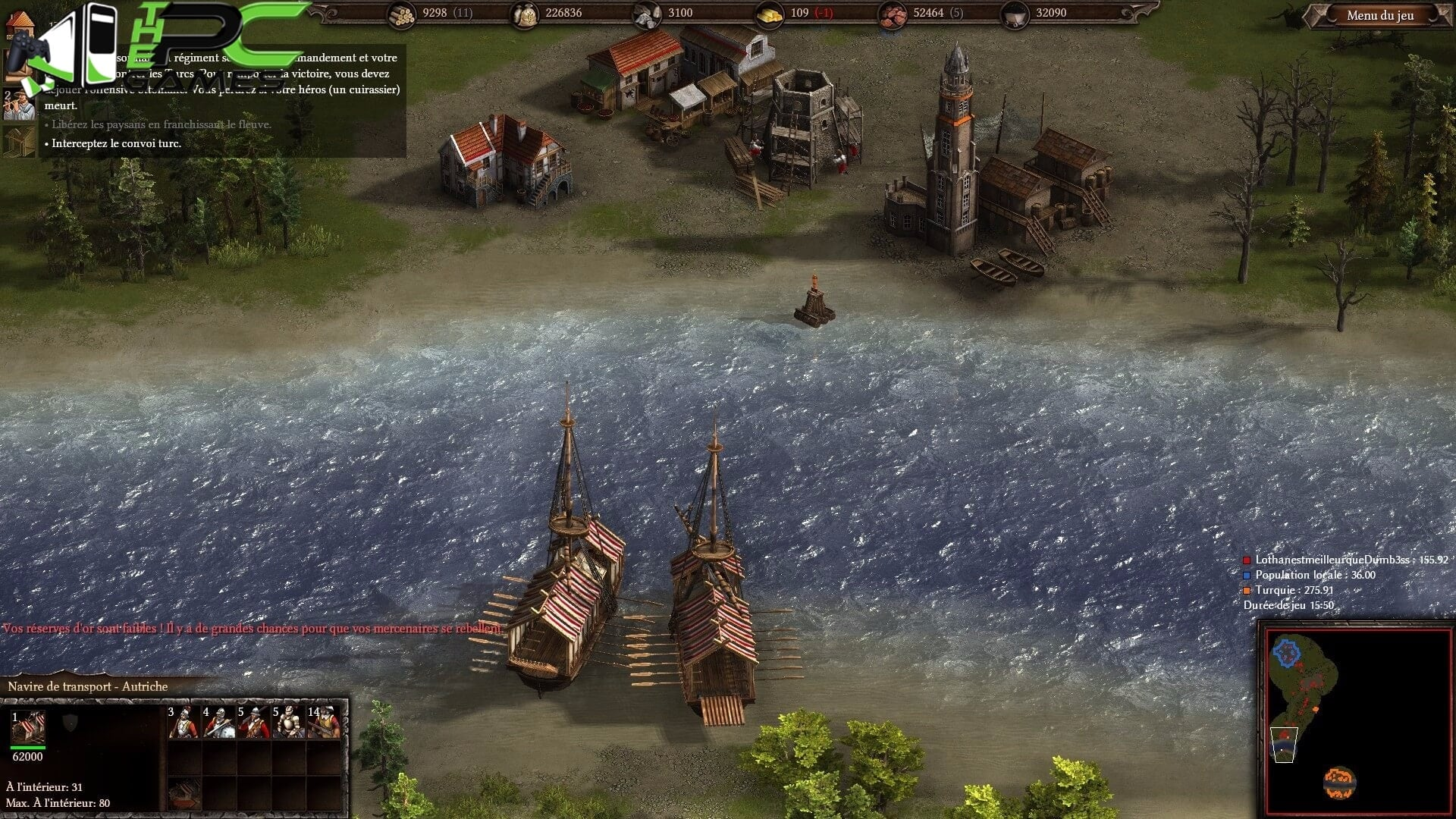 Cossacks 3 Path to Gra...