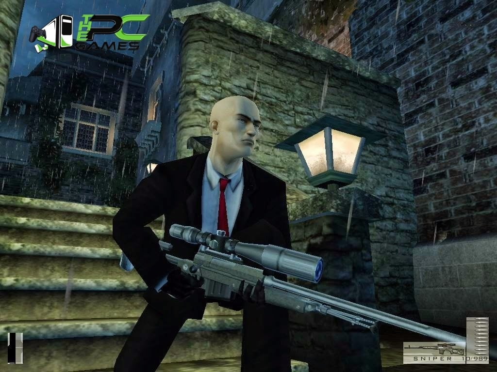 Hitman 3 contracts full version pc game free download.