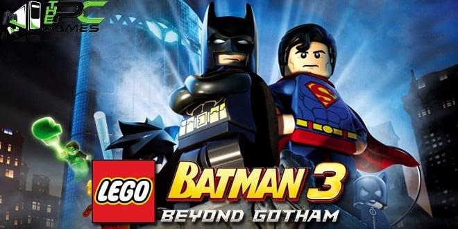 Lego Batman 3 Beyond Gotham PC Game Free Download