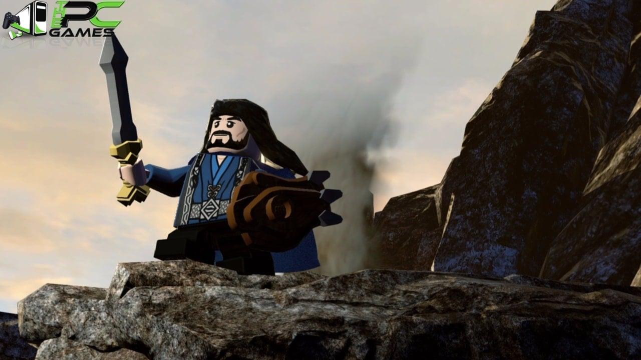 The Hobbit Barrel Escape