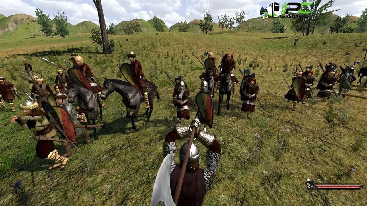mount and blade warband viking conquest free full download
