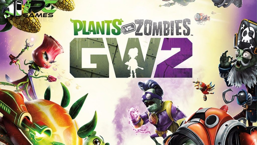 Plants Vs Zombies Garden Warfare 2 PC Game Free Download