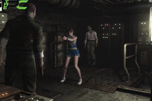 Free resident evil zero pc games partida