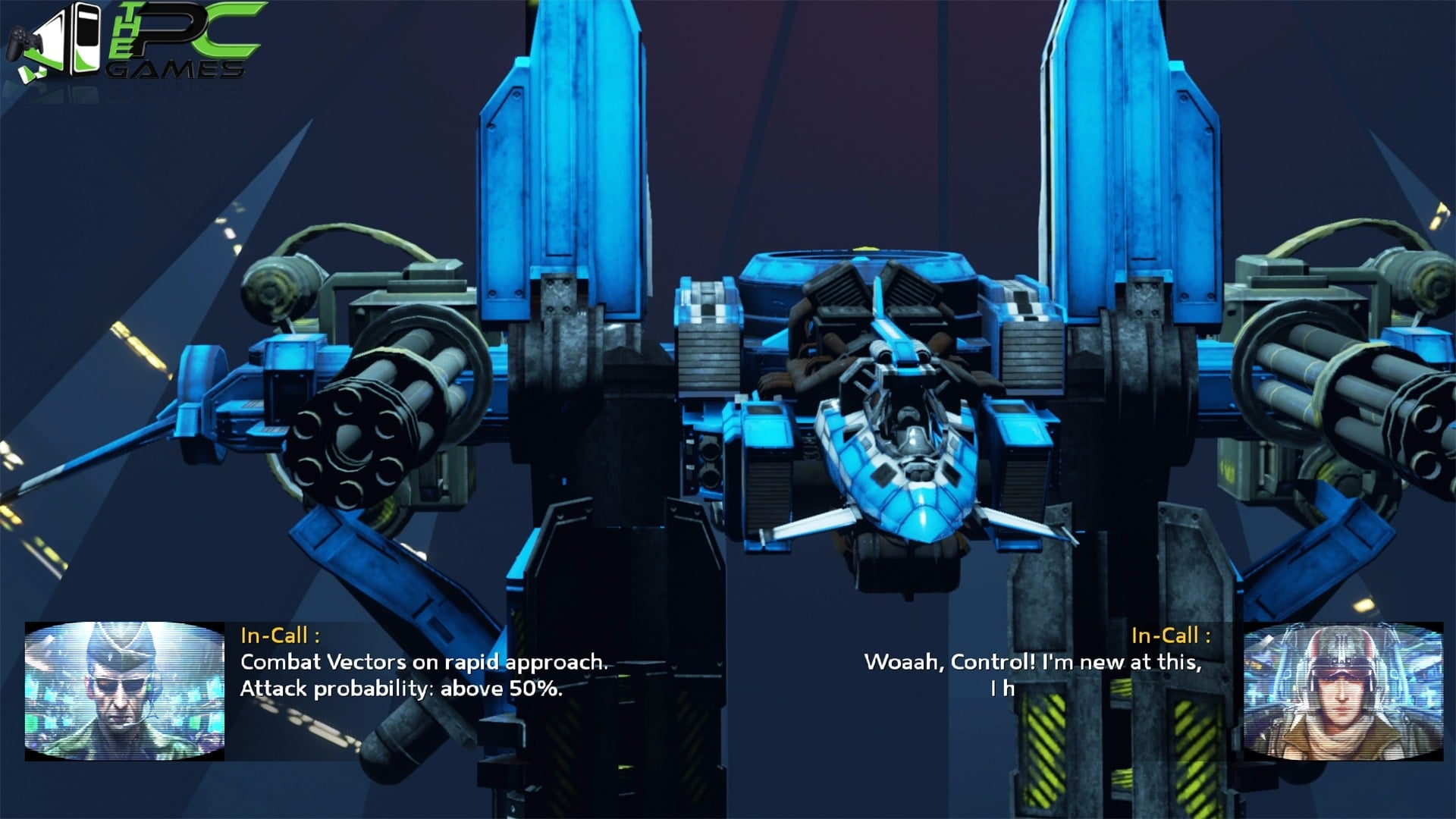 Strike Vector EX PC Game Free Download