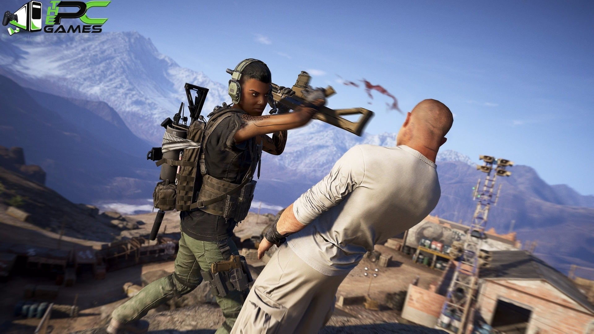 Tom Clancy's Ghost Recon Wildlands PC Game Free Download