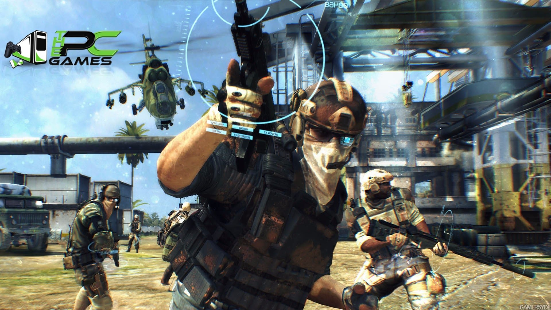 Tom Clancys Ghost Recon Future Soldier Download PC