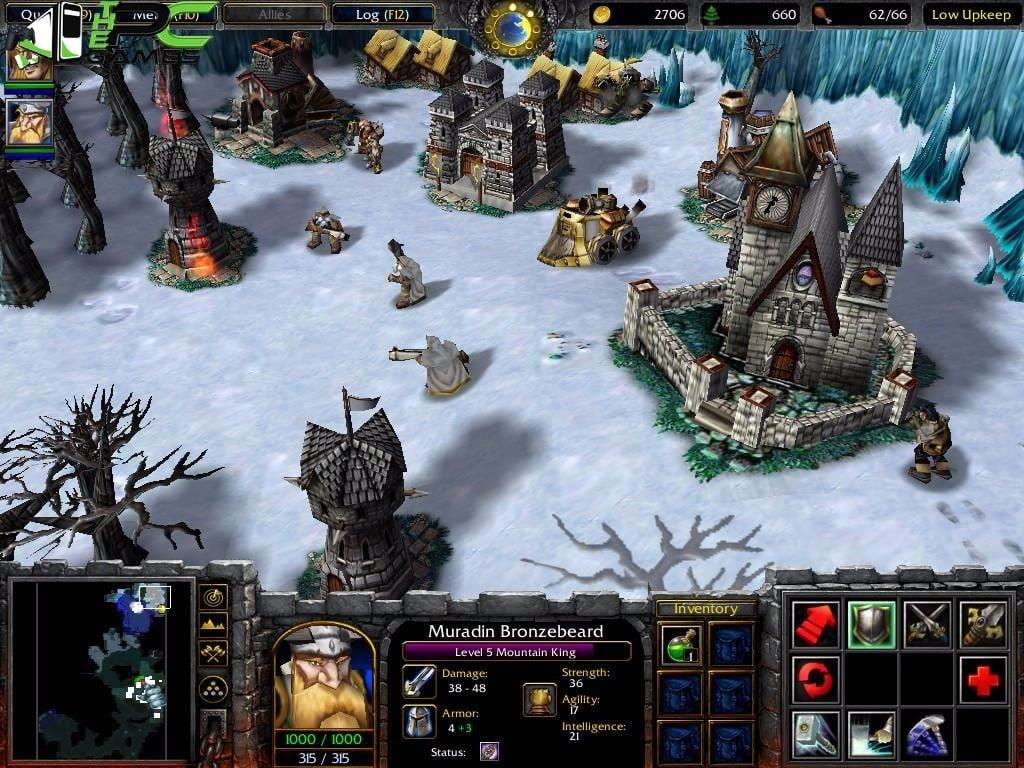 Где скачать карты для warcraft iii