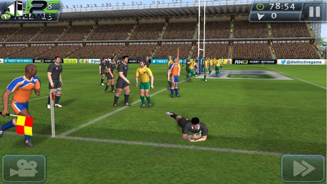 Rugby Games Free Download 2008