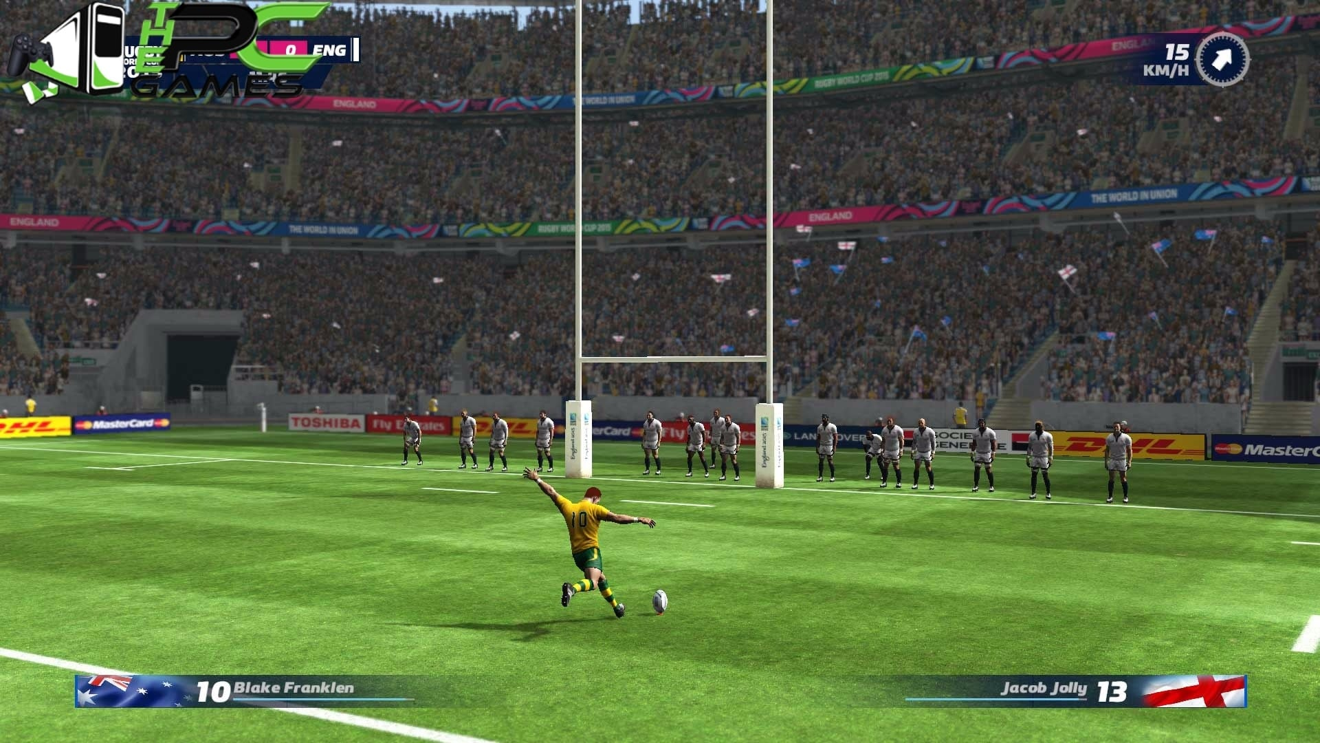 rugby world cup 2011 pc game free download