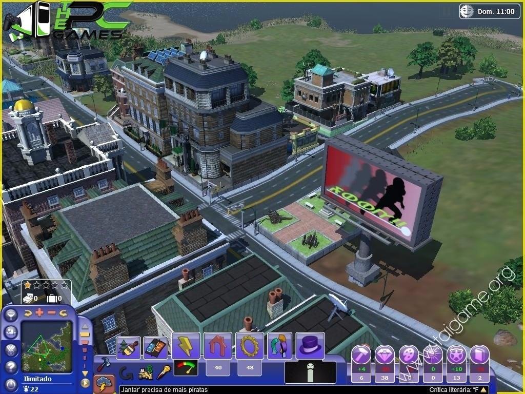 Simcity societies download.
