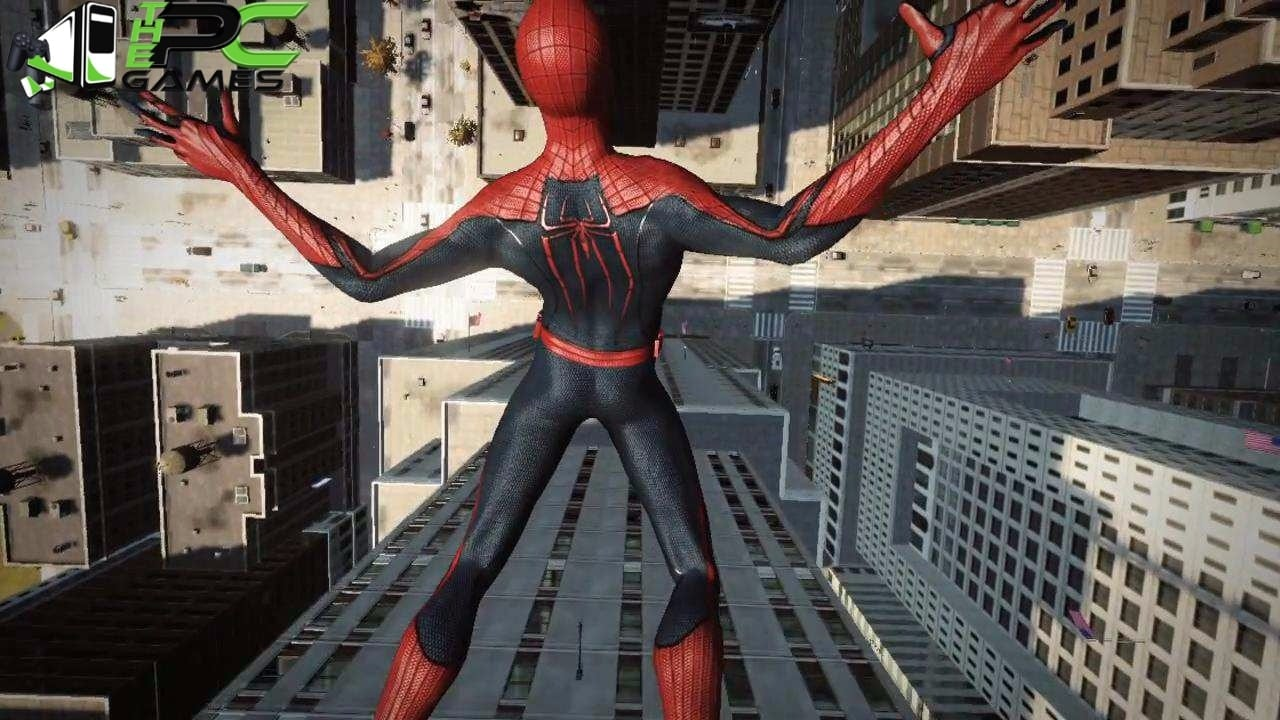 The Amazing Spider-Man 2 PC Game Highly Compressed BKGTECH