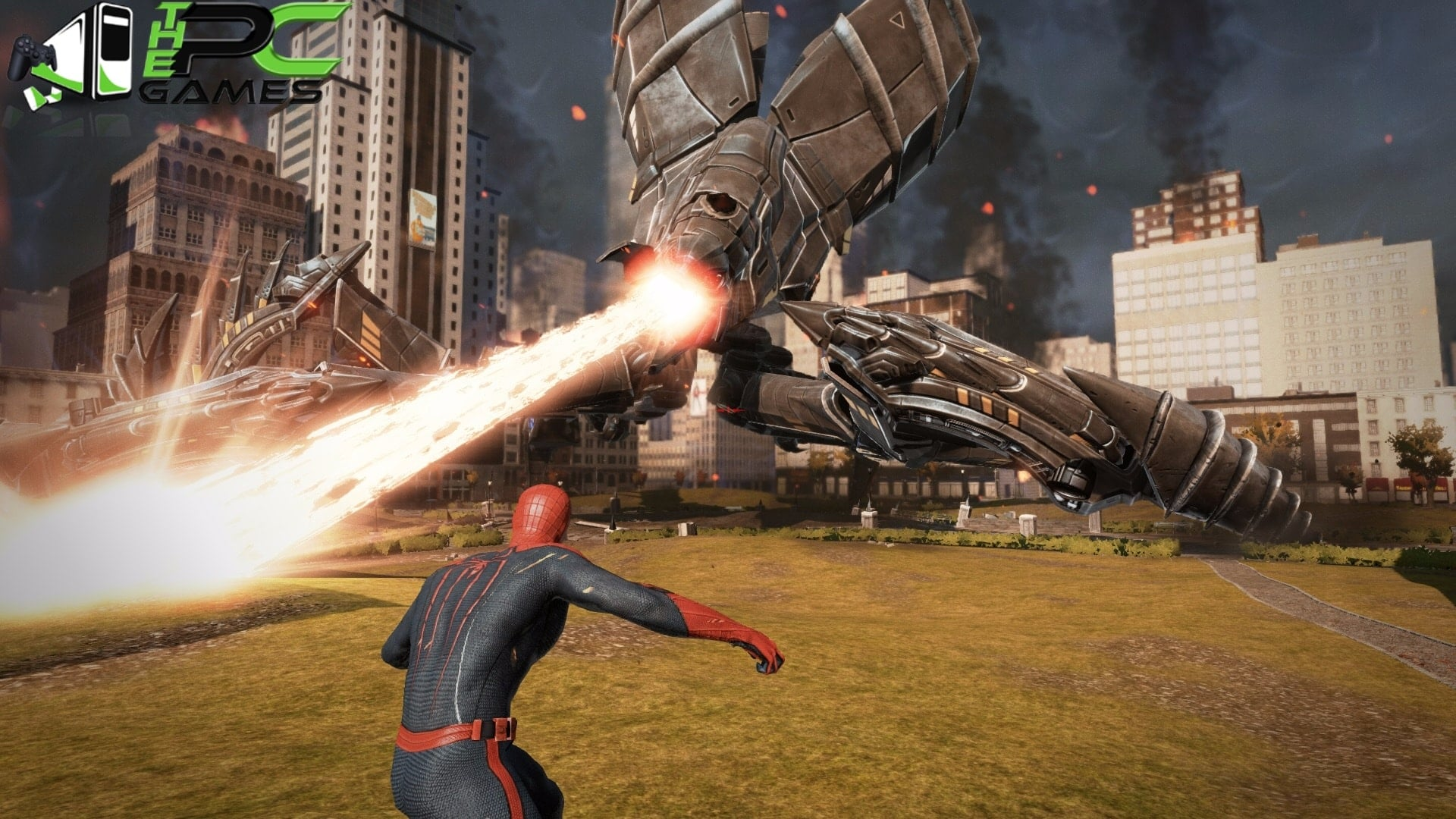 The-Amazing-Spiderman-PC-Game-Free-Downl