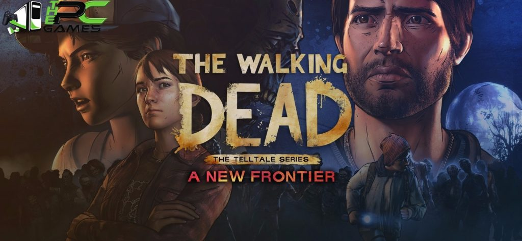 The Walking Dead A New Frontier PC Game Season 3 Free Download