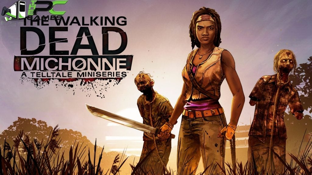 The Walking Dead Michonne PC Game Complete Episodes Download