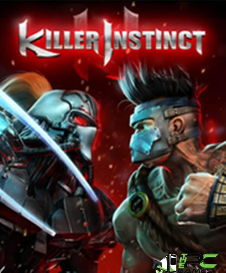 Killer Instinct cover - Killer Instinct PC Game Free Download