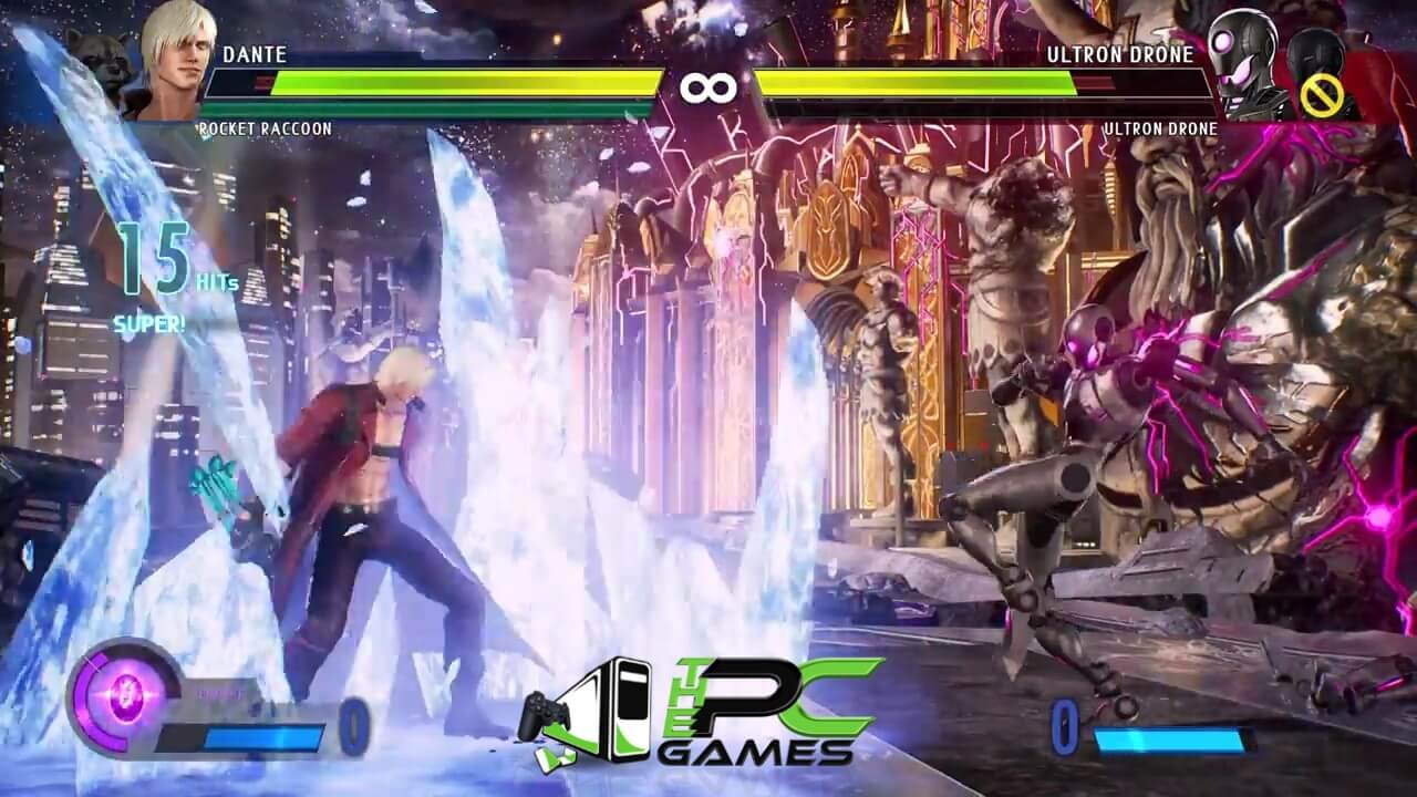 Marvel vs. Capcom Infinite Free Download - Freejoo