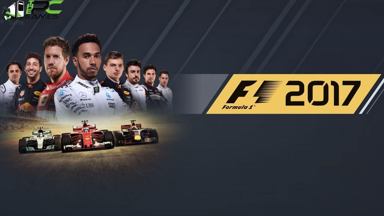 F1 2017Free Download