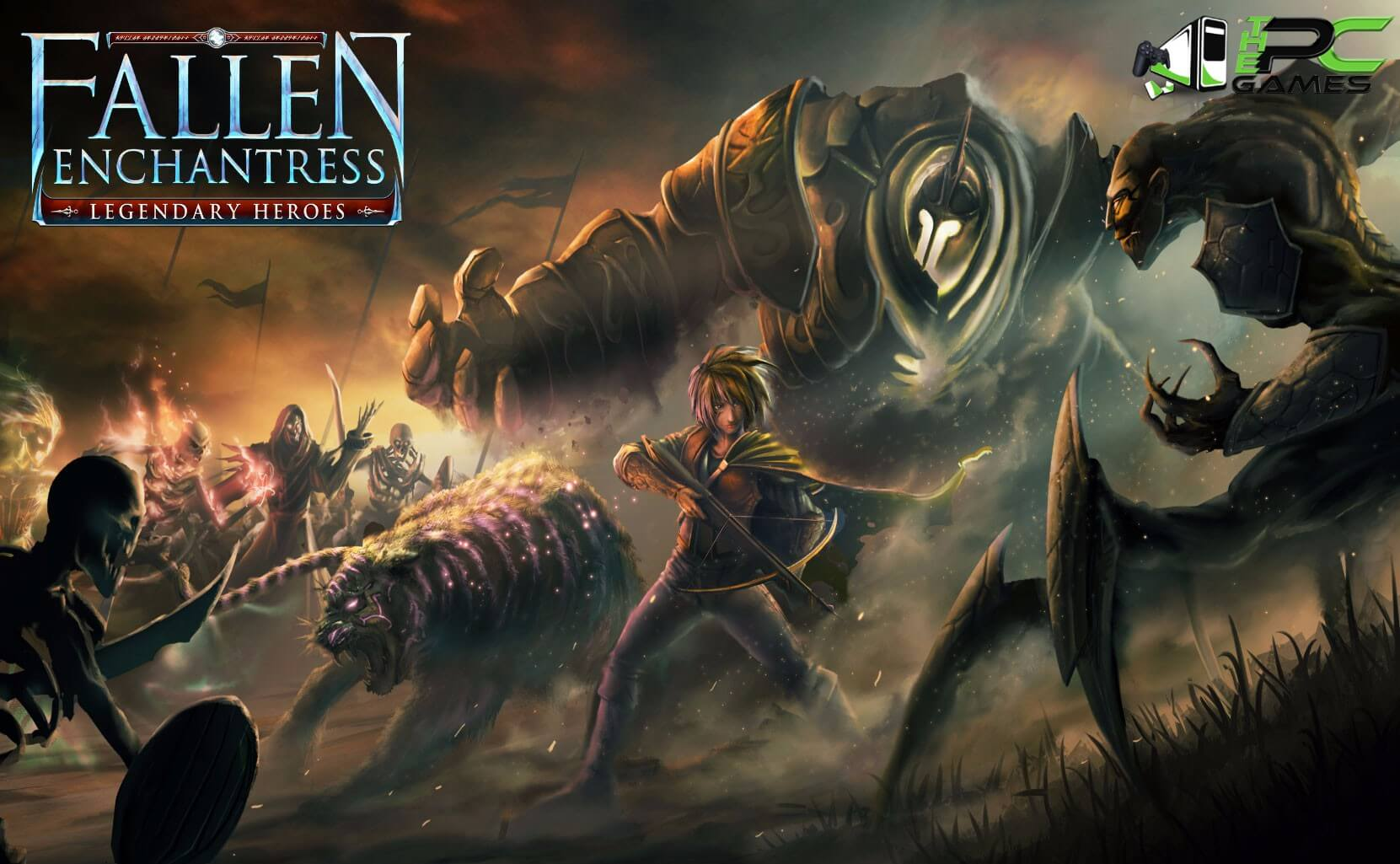 Fallen Enchantress Legendary Heroes Free Download