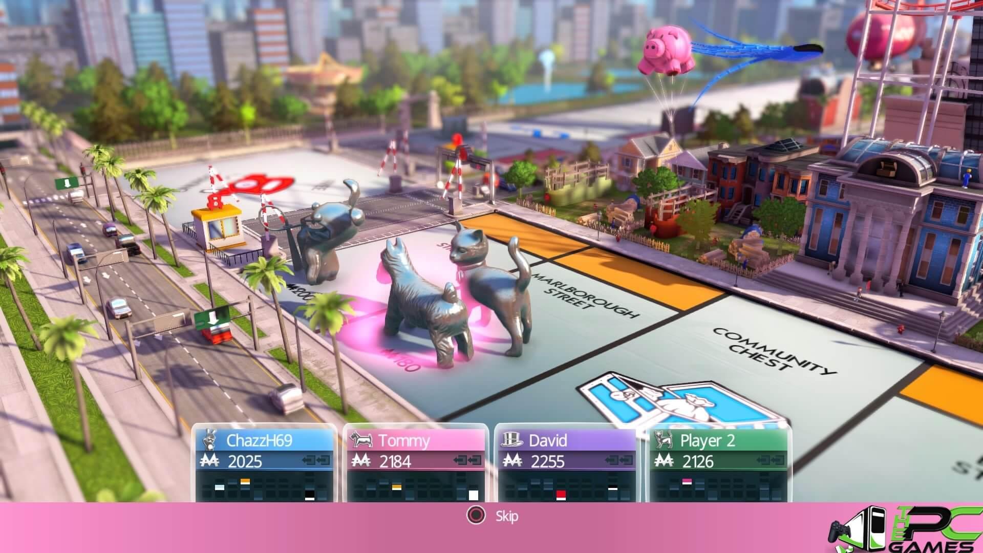 monopoly plus free game