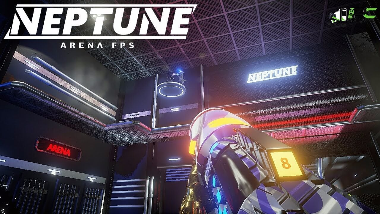 Neptune Arena FPS Free Download