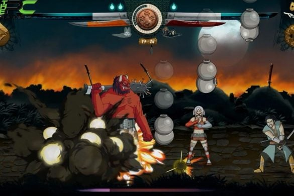 Samurai Riot PC Game Free Download