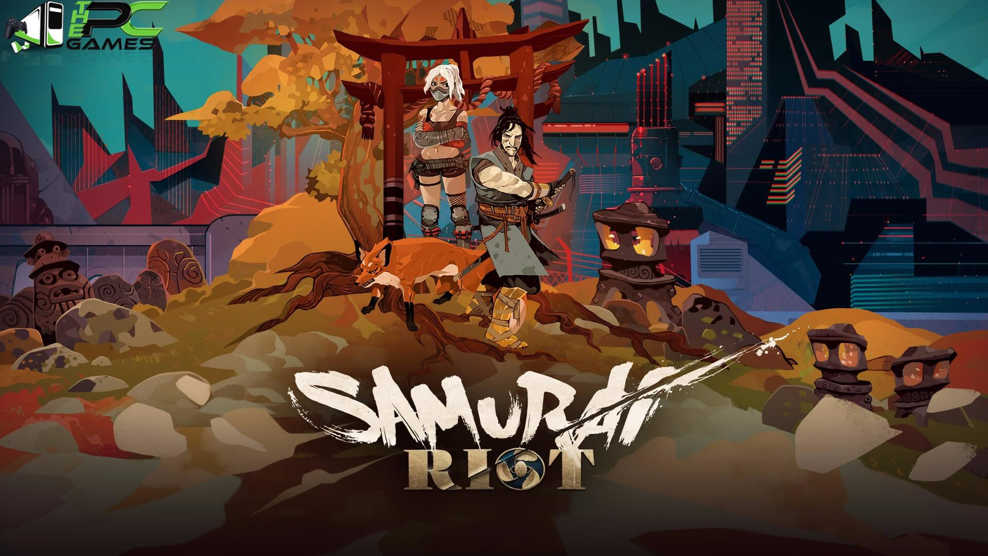 Samurai Riot Free Download