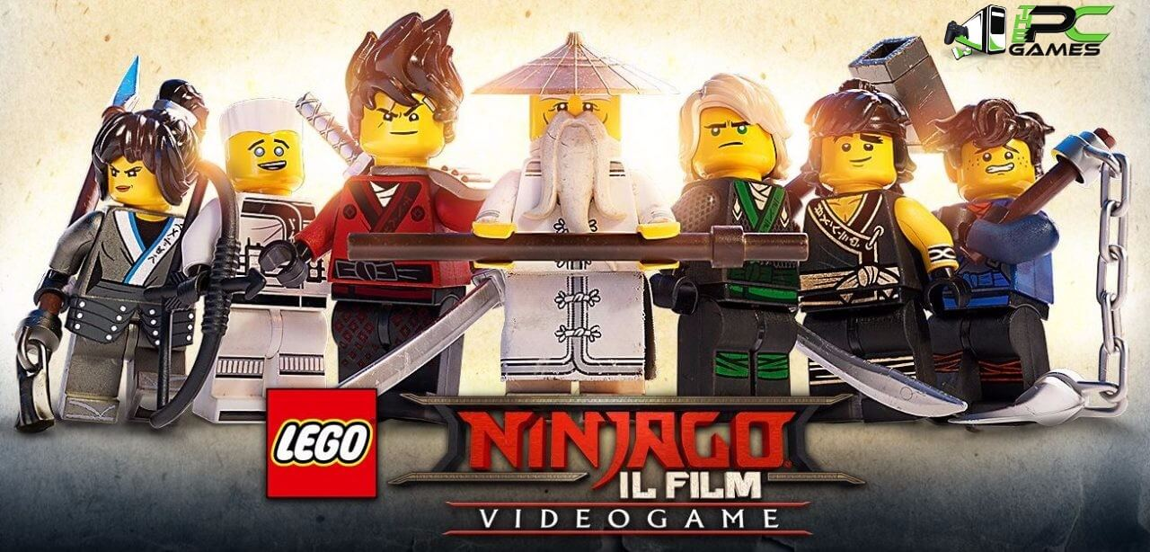 The LEGO Ninjago Movie PC Game Free Download