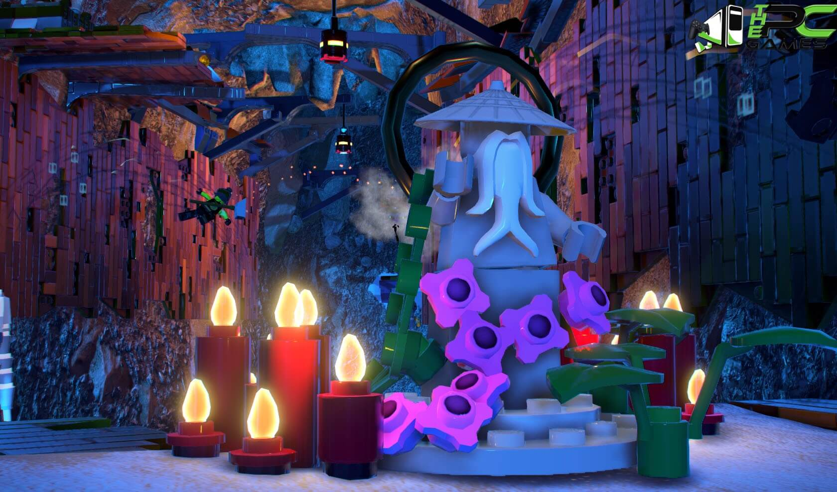 The lego ninjago movie pc game free download gameplay screenshots voltagebd Gallery