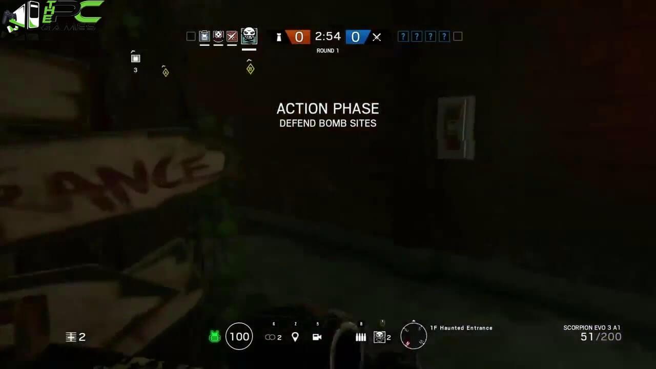 how to start rainbow six siege pc