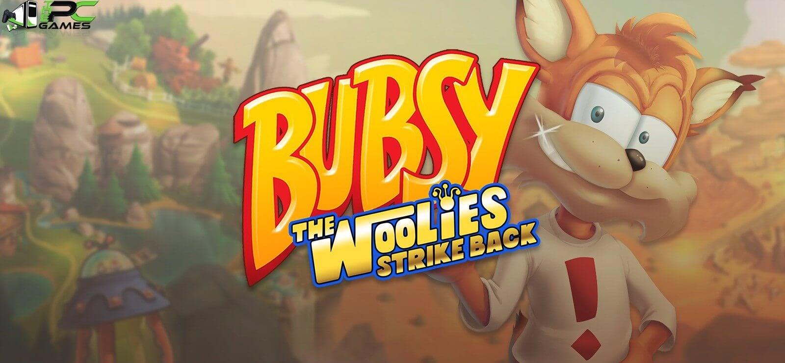 Bubsy The Woolies Strike BackFree Download