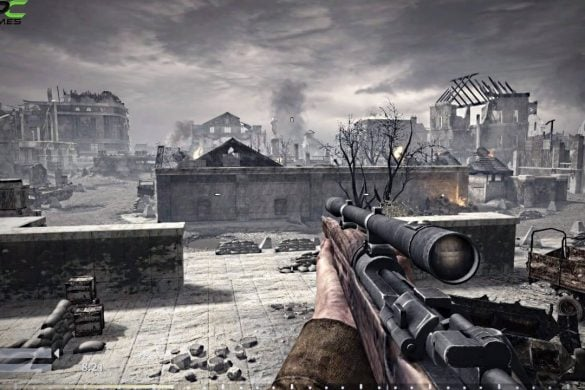 CALL OF DUTY WWII PC GAME FREE DOWNLOAD - SAKI GAME ZONE