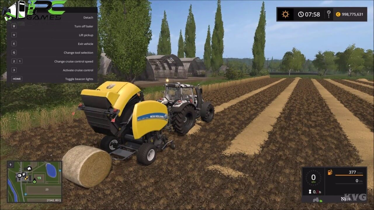 free farming simulator 17 games