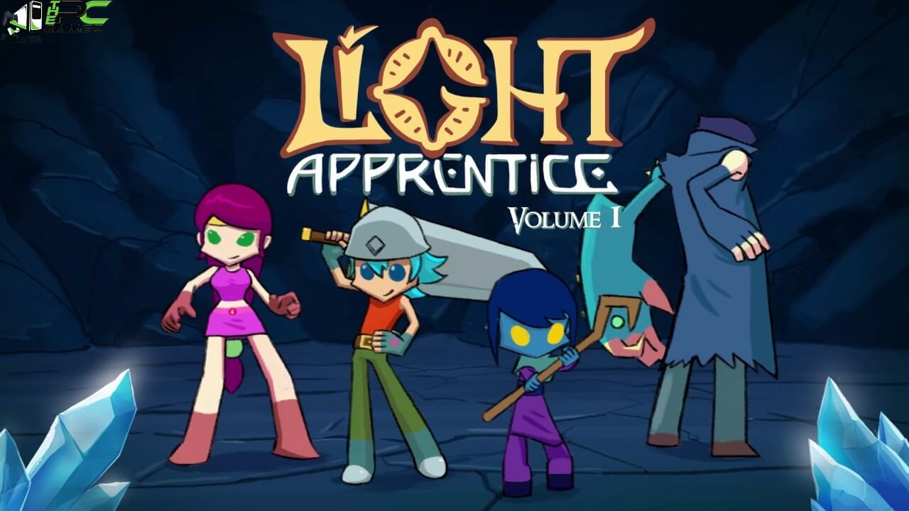 Light Apprentice The Comic Book RPG Volume 1 Free Download