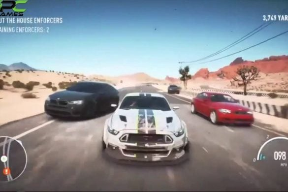 affpeace games compressed: Need For Speed Payback Highly