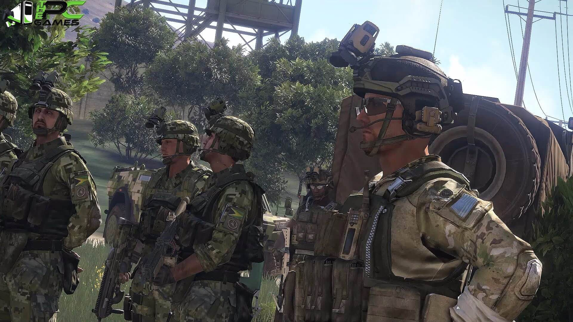 arma 3 system requirements