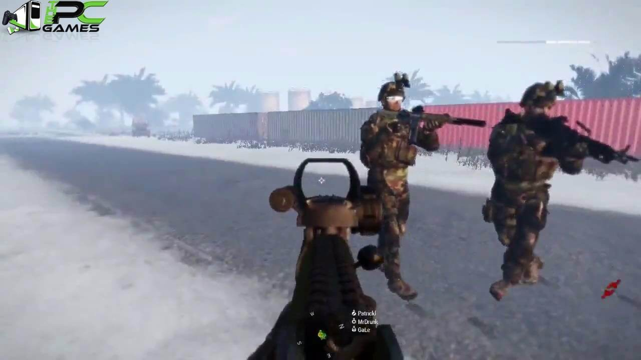 Arma 3 Tac Ops Mission PC Game Free Download