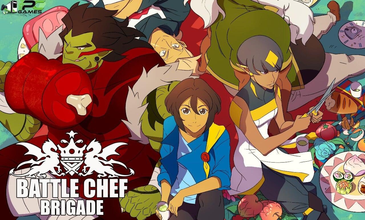 Battle Chef Brigade Free Download
