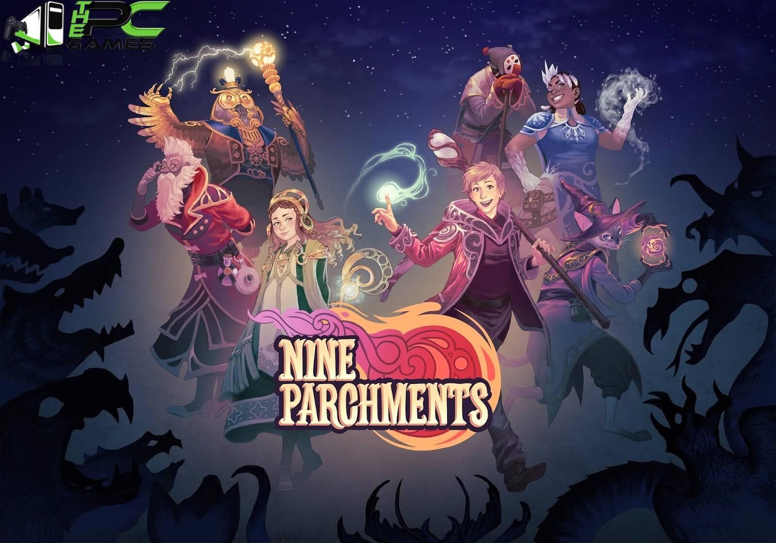 Nine ParchmentsFree Download
