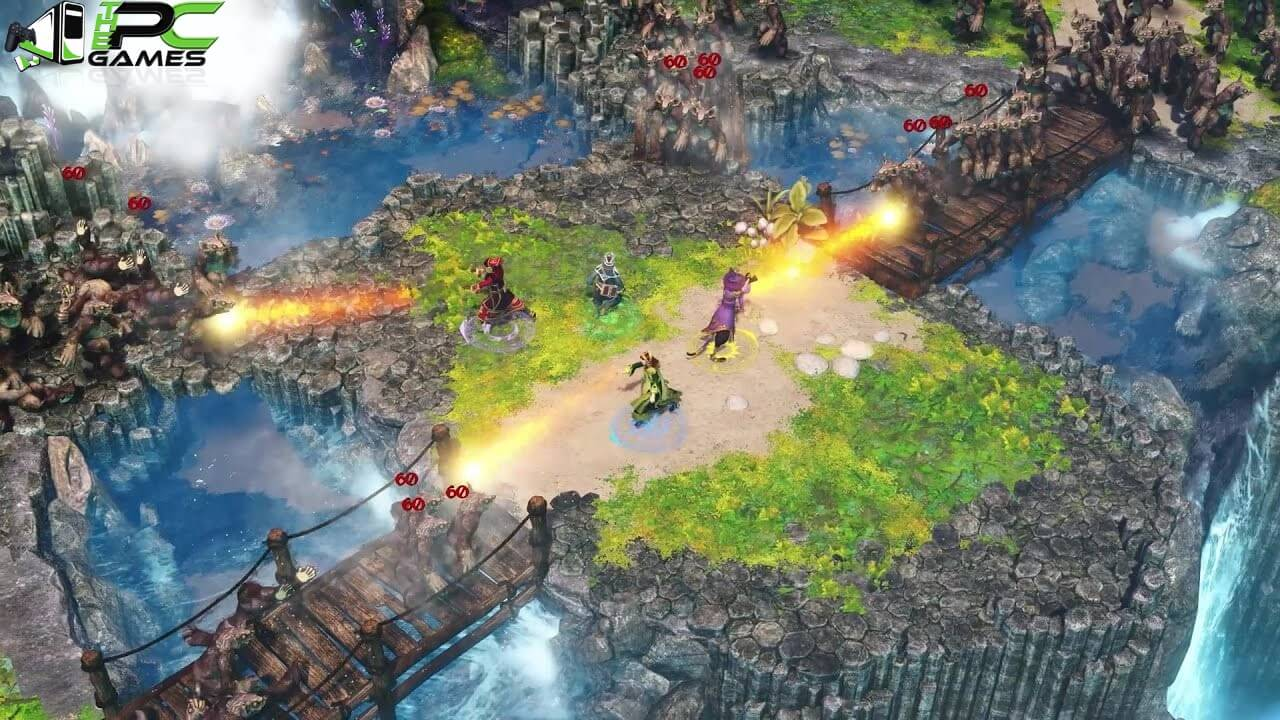 Nine parchments pc game free download.