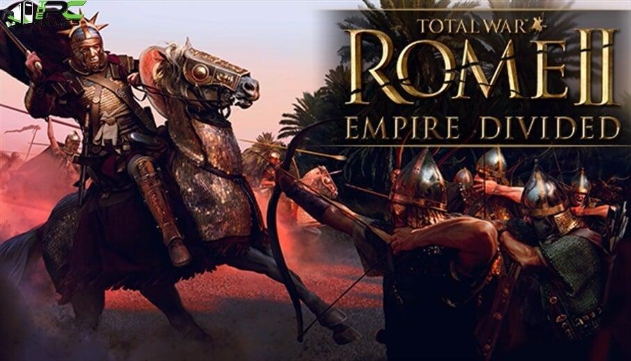 Total War Rome II Empire DividedFree Download