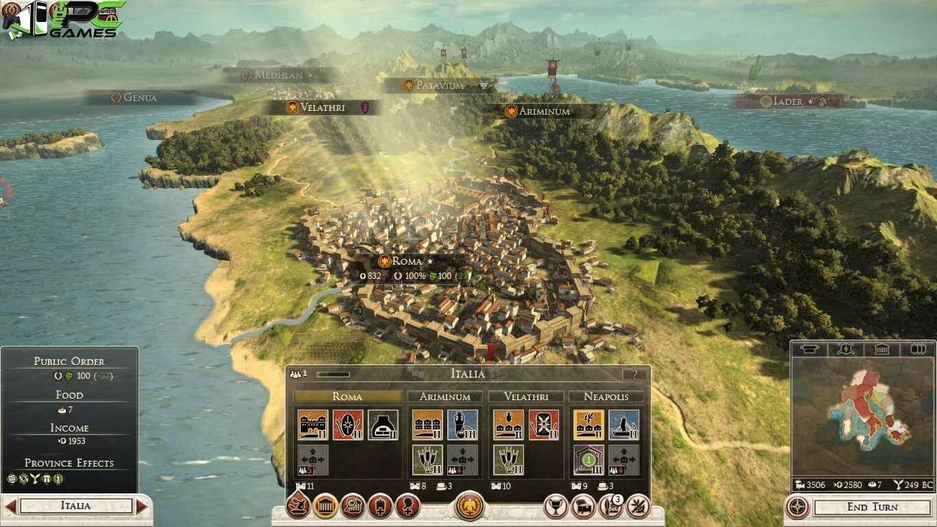 tw rome 2 system requirements - photo#23