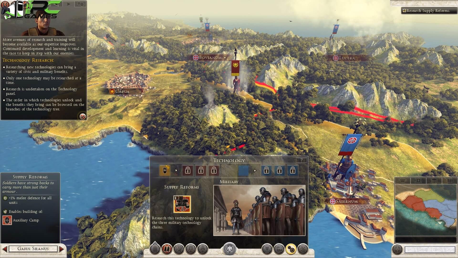 rome total war empire divided crack