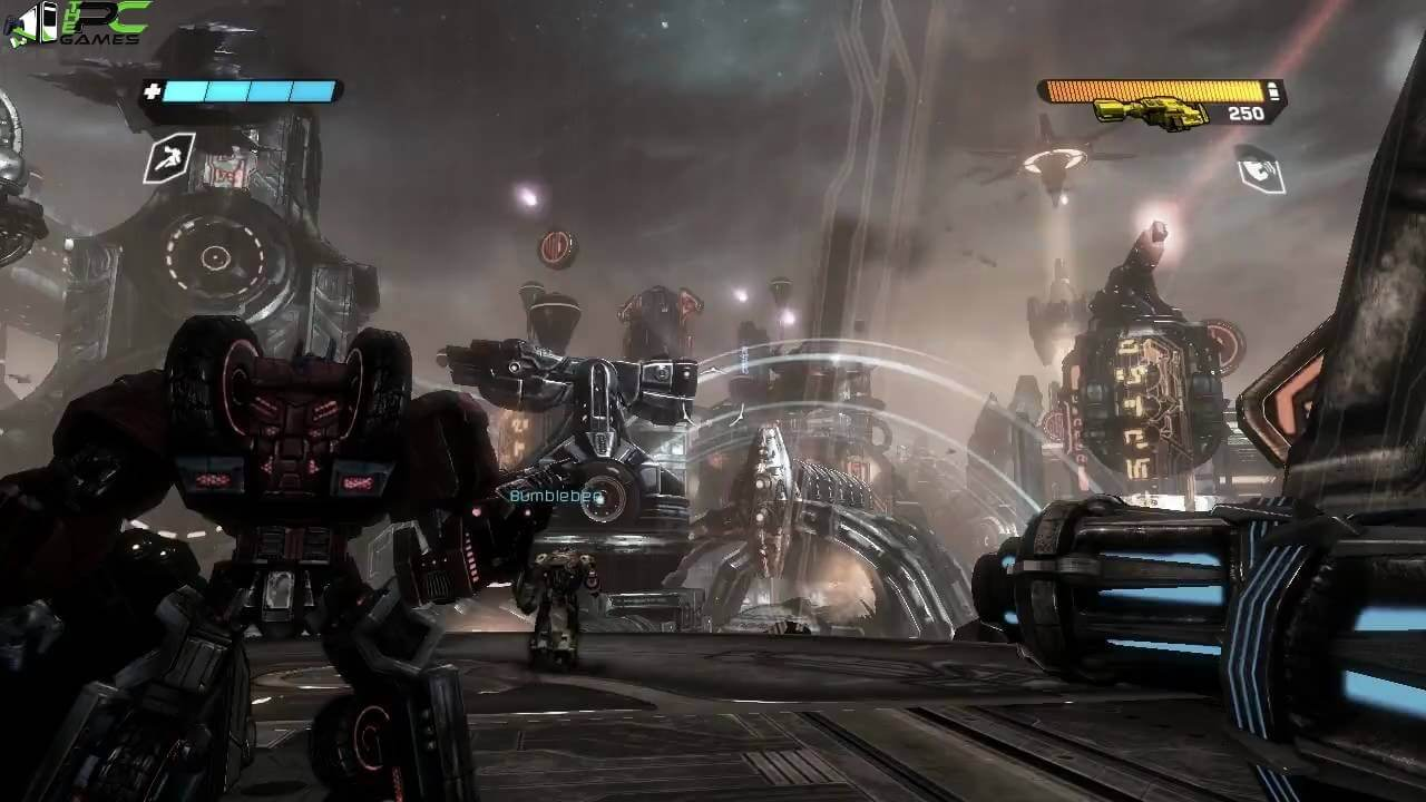 transformers war of cybertron download pc