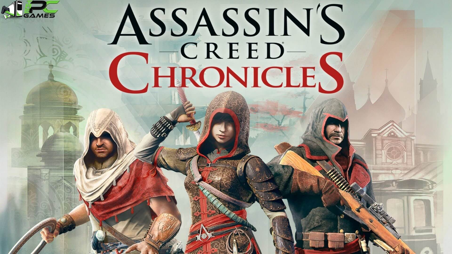 Assassin's Creed Chronicles TrilogyFree Download