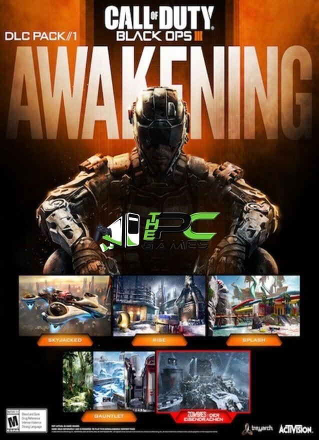 Call Of Duty Black Ops III Awakening PC Game Download