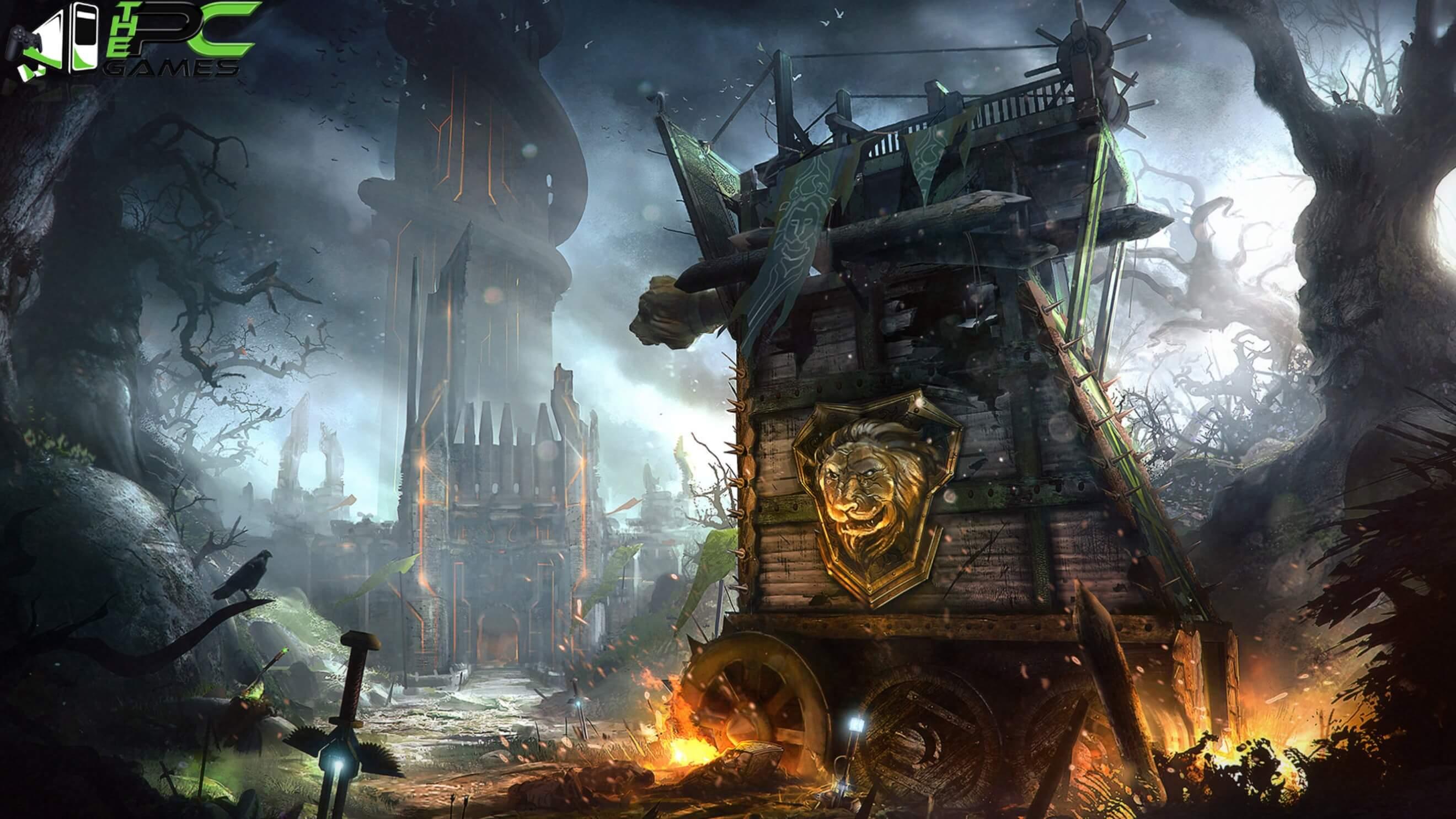 Call of Duty Black Ops 3 Salvation DLC Citadel Map