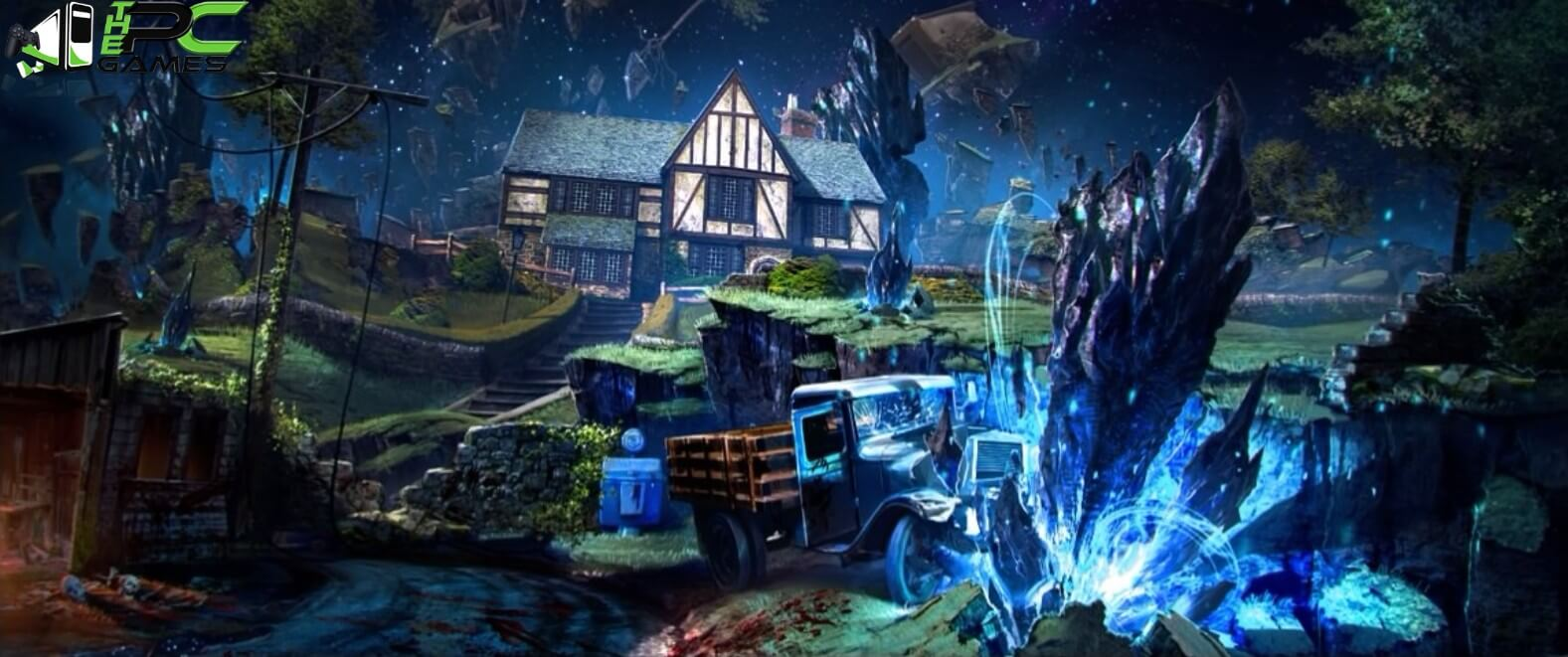 Call of Duty Black Ops 3 Salvation DLC Revelations Zombie Map