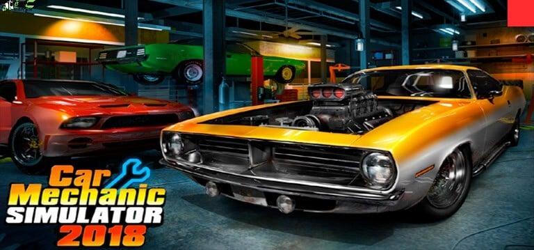 Car Mechanic Simulator 2018 PlymouthFree Download