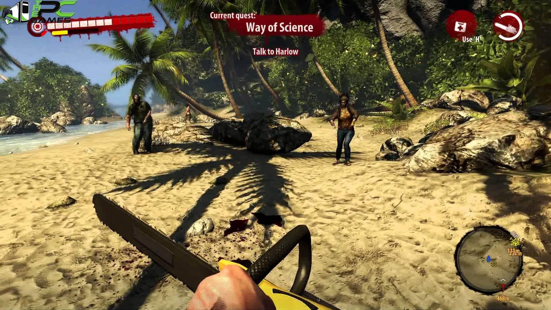 Dead Island Riptide Free Pc